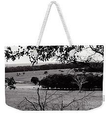 Ghost Tree Weekender Tote Bag by Cassandra Buckley