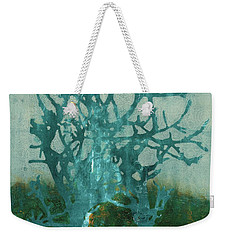 Ghost Tree Weekender Tote Bag