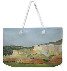 Ghosts Ranch Weekender Tote Bag