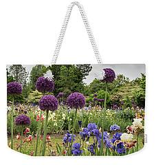 Giant Allium Guards Weekender Tote Bag