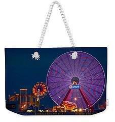 Giant Ferris Wheel Weekender Tote Bag