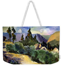 Giant Gap From Iron Point Weekender Tote Bag
