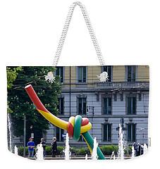 Giant Thread In Milan Weekender Tote Bag