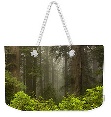 Giants In The Mist Weekender Tote Bag