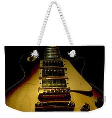 Guitar Triple Pickups Spotlight Series Weekender Tote Bag