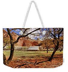 Gifford Barn 3 Weekender Tote Bag