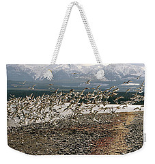 Gift From The Sea Weekender Tote Bag