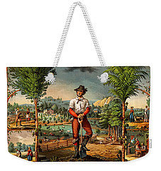 Gift For The Grangers 1873 Victoiran National Grange Agriculture Promotional Art Weekender Tote Bag