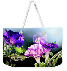 Gifts From My Garden Weekender Tote Bag