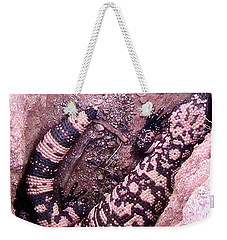 Gila Monster - Number One Weekender Tote Bag