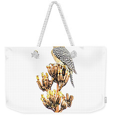Gila Woodpecker Weekender Tote Bag