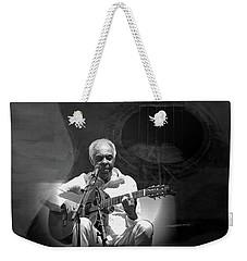 Gilberto Gil Weekender Tote Bag