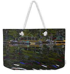 Gilmour Island Weekender Tote Bag