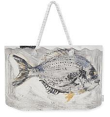 Gilt-head Bream,seafood Weekender Tote Bag