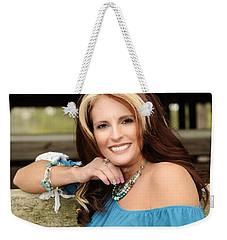 Gina Weekender Tote Bag