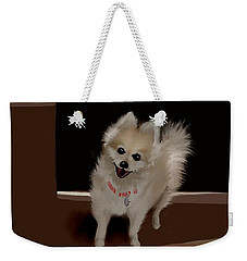 Ginger Ll Weekender Tote Bag
