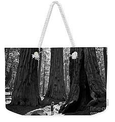 Girl And Giants Weekender Tote Bag