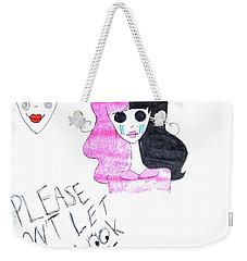 Melanie Martinez Weekender Tote Bag
