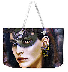 Girl With Dragon Tattoo Weekender Tote Bag
