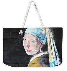 Girl With The Pearl Earring Weekender Tote Bag