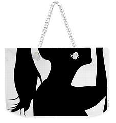 Girl_01 Weekender Tote Bag
