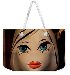 Girl_03 Weekender Tote Bag