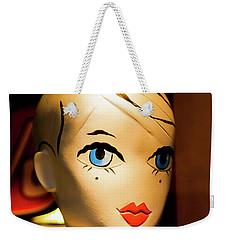 Girl_04 Weekender Tote Bag