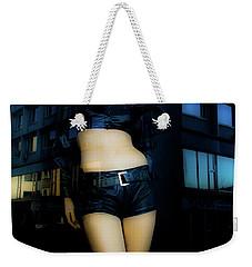 Girl_08 Weekender Tote Bag