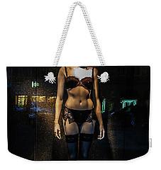 Girl_11 Weekender Tote Bag