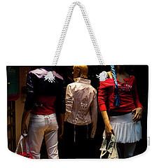 Girls_01 Weekender Tote Bag