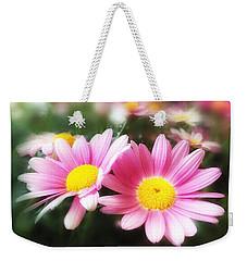 Give Me A Smile Weekender Tote Bag by Gabriella Weninger - David