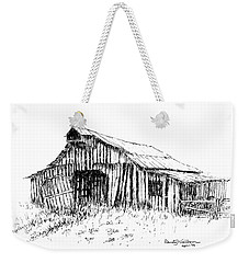 Given Up To Nature Weekender Tote Bag