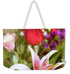 Given With Love Weekender Tote Bag