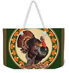 Giving Thanks Weekender Tote Bag