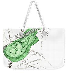 Gj Guitar  Weekender Tote Bag