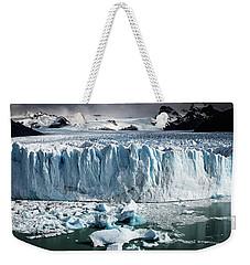 Glaciar 003 Weekender Tote Bag