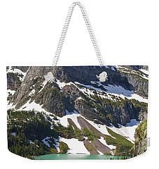Glacier Backcountry Weekender Tote Bag