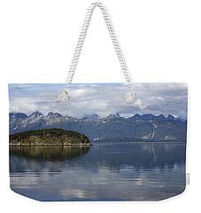 Glacier Bay 10 Weekender Tote Bag