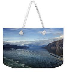 Glacier Bay 7 Weekender Tote Bag