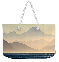 Glacier Bay Graphics Weekender Tote Bag