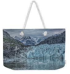 Glacier Bay Weekender Tote Bag