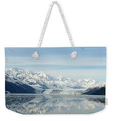Glacier Bay Reflections Weekender Tote Bag