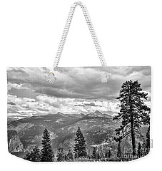 Glacier II Weekender Tote Bag