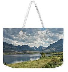 Glacier National Park - St. Mary Lake Weekender Tote Bag