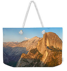 Glacier Point Panorama Weekender Tote Bag