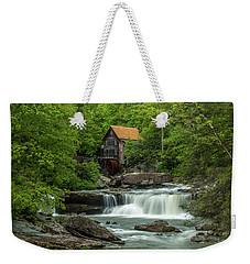 Glade Creek Grist Mill In May Weekender Tote Bag