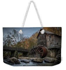 Glade Creek Water Wheel Weekender Tote Bag