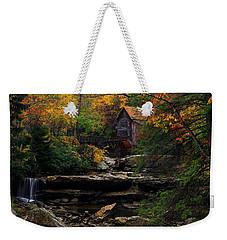 Glades Creek Grist Mill West Virginia Weekender Tote Bag