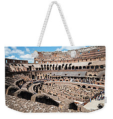 Gladiators And Christians Weekender Tote Bag
