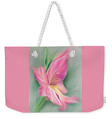 Gladiolus Dreams Of Summertime Weekender Tote Bag